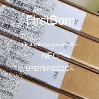 UPD78F9222CX - NEC