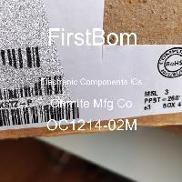 OC1214-02M - Ohmite Mfg Co - 전자 부품 IC