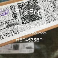HEF4538BP - Philips Semiconductors