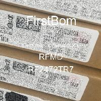 RF2472TR7 - RFMD