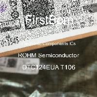 DTC124EUA T106 - ROHM Semiconductor