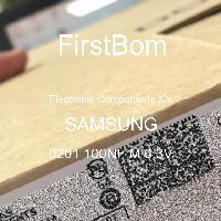0201 100NF M 6.3V - SAMSUNG - 전자 부품 IC