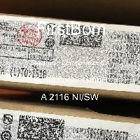 A 2116 NI/SW - Schutzinger GmbH - 전자 부품 IC