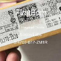 SI4703-B17-ZM1R - Silicon Laboratories Inc - RF 집적 회로