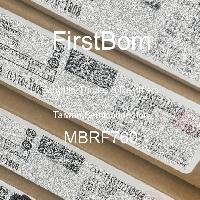 MBRF760 - Taiwan Semiconductor