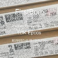B39881-B7670-A710 - TDK Epcos