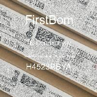 H4523RBYA - TE Connectivity - 금속 필름 저항기-스루 홀