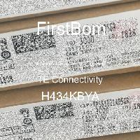 H434KBYA - TE Connectivity - 금속 필름 저항기-스루 홀