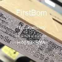 H4649KBYA - TE Connectivity - 금속 필름 저항기-스루 홀