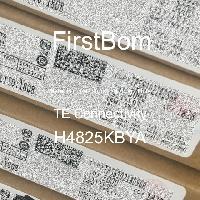 H4825KBYA - TE Connectivity - 금속 필름 저항기-스루 홀