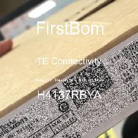H4137RBYA - TE Connectivity - 금속 필름 저항기-스루 홀