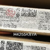 H4255KBYA - TE Connectivity - 금속 필름 저항기-스루 홀