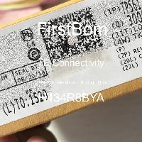 H434R8BYA - TE Connectivity - 금속 필름 저항기-스루 홀