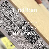 H44K53BYA - TE Connectivity - 금속 필름 저항기-스루 홀