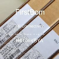 H4105KBYA - TE Connectivity - 금속 필름 저항기-스루 홀