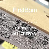 H417R8BYA - TE Connectivity - 금속 필름 저항기-스루 홀