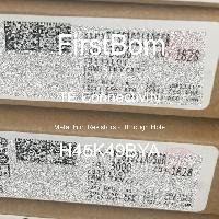 H45K49BYA - TE Connectivity - 금속 필름 저항기-스루 홀
