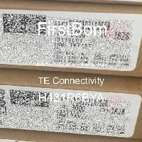H431R6BYA - TE Connectivity - 금속 필름 저항기-스루 홀