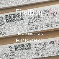H41K54BYA - TE Connectivity - 금속 필름 저항기-스루 홀