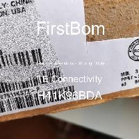 H41K96BDA - TE Connectivity - 금속 필름 저항기-스루 홀