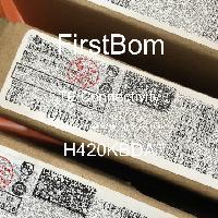 H420KBDA - TE Connectivity - 금속 필름 저항기-스루 홀