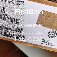 H423K2BDA - TE Connectivity - 금속 필름 저항기-스루 홀