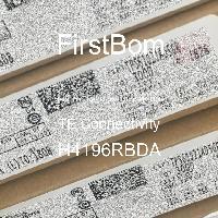 H4196RBDA - TE Connectivity - 금속 필름 저항기-스루 홀