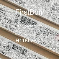 H41K62BDA - TE Connectivity - 금속 필름 저항기-스루 홀