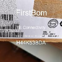 H44K53BDA - TE Connectivity - 금속 필름 저항기-스루 홀