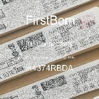 H4374RBDA - TE Connectivity - 금속 필름 저항기-스루 홀