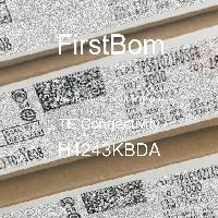 H4243KBDA - TE Connectivity - 금속 필름 저항기-스루 홀