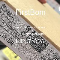 H42K74BDA - TE Connectivity - 금속 필름 저항기-스루 홀