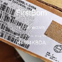 H4464KBDA - TE Connectivity - 금속 필름 저항기-스루 홀