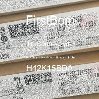 H42K15BDA - TE Connectivity - 금속 필름 저항기-스루 홀