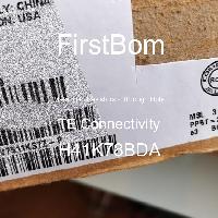 H41K78BDA - TE Connectivity - 금속 필름 저항기-스루 홀