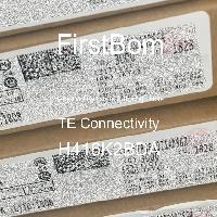 H416K2BDA - TE Connectivity - 금속 필름 저항기-스루 홀