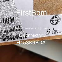 H453K6BDA - TE Connectivity - 금속 필름 저항기-스루 홀