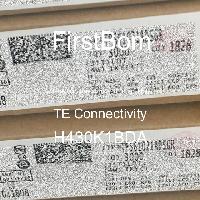 H430K1BDA - TE Connectivity - 금속 필름 저항기-스루 홀