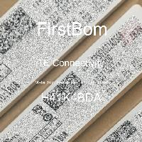 H41K4BDA - TE Connectivity - 금속 필름 저항기-스루 홀