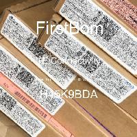 H45K9BDA - TE Connectivity - 금속 필름 저항기-스루 홀
