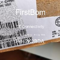 H442K2BDA - TE Connectivity - 금속 필름 저항기-스루 홀