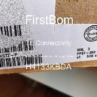 H4133KBDA - TE Connectivity - 금속 필름 저항기-스루 홀