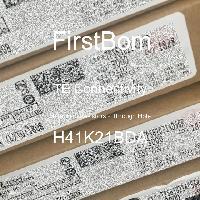 H41K21BDA - TE Connectivity - 금속 필름 저항기-스루 홀