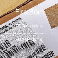 H436K5BDA - TE Connectivity - 금속 필름 저항기-스루 홀