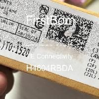 H4604RBDA - TE Connectivity - 금속 필름 저항기-스루 홀