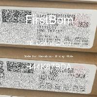 H44K87BDA - TE Connectivity - 금속 필름 저항기-스루 홀