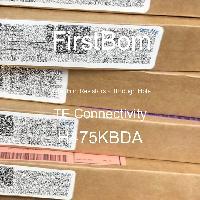 H475KBDA - TE Connectivity - 금속 필름 저항기-스루 홀