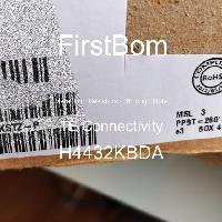 H4432KBDA - TE Connectivity - 금속 필름 저항기-스루 홀