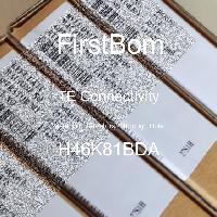 H46K81BDA - TE Connectivity - 금속 필름 저항기-스루 홀