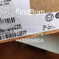 H420R5BDA - TE Connectivity - 금속 필름 저항기-스루 홀